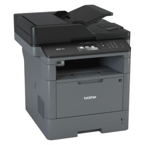 Brother MFC-L5755DW WIRELESS HIGH SPEED MONO LASER MULTI-FUNCTION CENTRE WITH 2-Sided PRINTING &SCAN  (40PPM