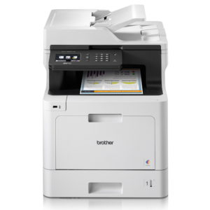 Brother MFC-L8690CDW Colour laser MFC 9.3cm TS