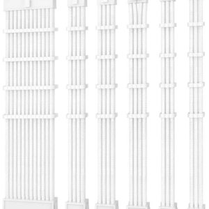 For Antec PSU -  Sleeved Extension Cable Kit V2 - White