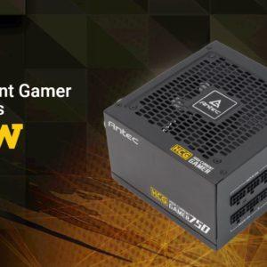 Antec HCG 750w 80+ Gold Fully Modular