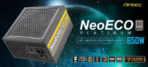 Antec NEP 650W 80+ Platinum