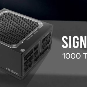Antec SG 1000w 80+Titanium Fully Modular