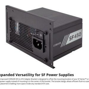 Corsair SFX TO ATX PSU Bracket version 2  for SF450/600