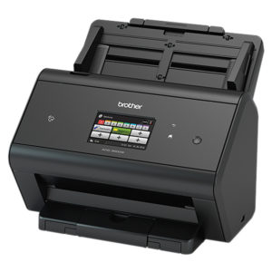 Brother ADS-3600W  Advanced Document Scanner High Speed 50pp Wireless