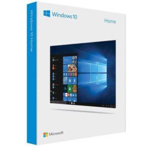 Microsoft Windows 10 Home Retail 32-bit/64-bit USB Flash Drive (HAJ-00055) > KW9-00265