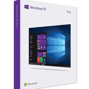 Microsoft Windows 10 Professional Retail FPP 32-bit/64-bit USB Flash Drive