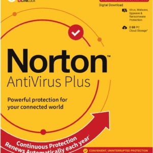 Norton Anti Virus Plus 2020