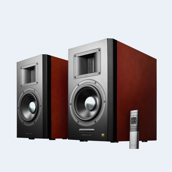 Edifier Airpulse A300 Hi-Res Audio Active Speaker System with Wireless Subwoofer Bluetooth