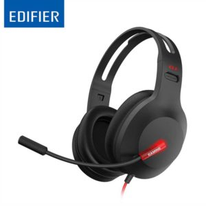 Edifier G1 USB Professional Gaming Headset Headphones with Microphone -  Noise Cancelling Microphone