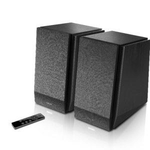 Edifier R1855DB Active 2.0 Bookshelf Speakers - Includes Bluetooth