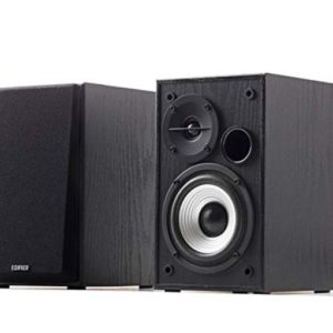 Edifier R980T Powered 2.0 Bookshelf Speakers - Studio-Quality Sound with Dual RCA Input Suitable for Desktops