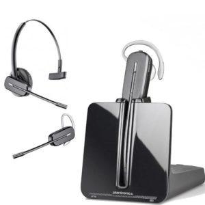 Plantronics CS540 DECT Headset Convertible Wireless CS500T