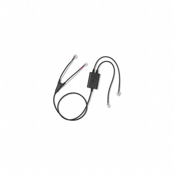 EPOS   Sennheiser Avaya adapter cable for electronic hook switch -  2420