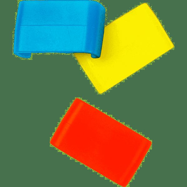 EPOS   Sennheiser Color clips for personal identification (3pcs.)