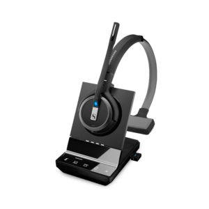 EPOS | Sennheiser Impact SDW 5036 DECT Wireless Office Monoaural  Headset w/ base station