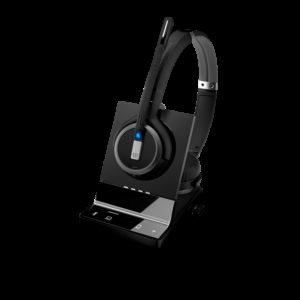 *PROMO* EPOS | Sennheiser Impact SDW 5064 DECT Wireless Office Binaural headset w/ base station