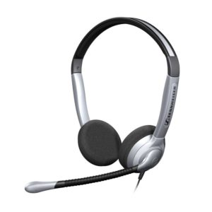 Sennheiser SH 358 USB Over the Head Monaural Wide Band Headset (504179)  -  Requires Easy Disconnect Cable