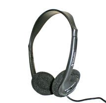 Verbatim Multimedia Headset with Volume Control Headphone - Ideal for Office