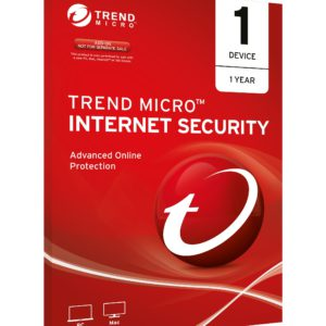 Trend Micro Internet Security OEM 1 Device 1 year