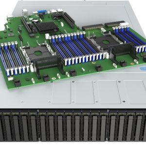 Intel 2U Rackmount Server