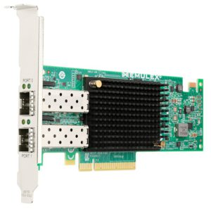 LENOVO Emulex VFA5.2 2x10 GbE SFP+ PCIe Adapter for SR250/SR530/SR550/SR570/SR590/SR630/SR650/ST250/ST550