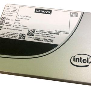 LENOVO ThinkSystem 3.5' Intel S4510 240GB Entry SATA 6Gb Hot Swap SSD for SR250/SR530/SR550/SR570/SR590/SR630/SR650/SR645/SR665/ST250/ST550