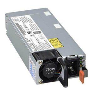 LENOVO ThinkSystem 750W(230V/115V) Platinum Hot-Swap Power Supply for SR530/SR550/SR570/SR590/SR630/SR650/SR635/SR655/ST550