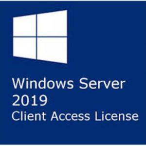 LENOVO Microsoft Windows Server 2019 Client Access License (5 User)