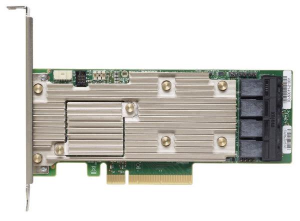 LENOVO ThinkSystem RAID 930-16i 4GB Flash PCIe 12Gb Adapter for SR250/SR530/SR550/SR570/SR590/SR630/SR650/SR635/SR645/SR655/SR665/ST250/ST550