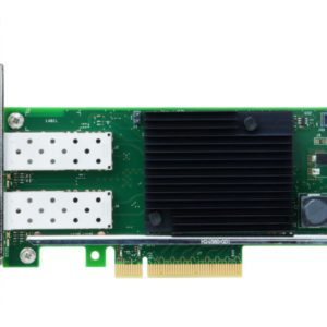 LENOVO ThinkSystem X710-DA2 PCIe 10GbE 2-Port SFP+ Card for SR250/SR530/SR550/SR570/SR590/SR630/SR650/SR670/SR635/SR655/SR645/SR665/ST250/ST550