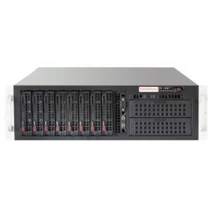 SuperMicro 3RU 835TQ-R920B Server Chassis