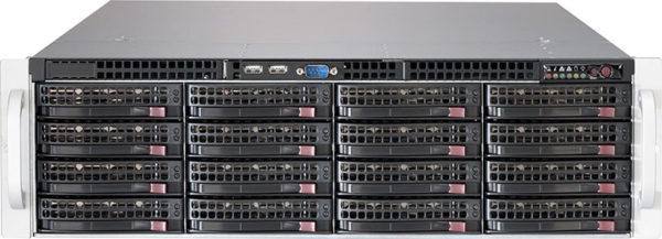 Supermicro 3RU Rackmount Server Chassis