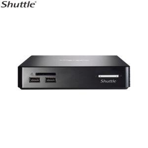 Shuttle NS02A XPC Nano 0.57L  NUC - RK3368 Octa Core
