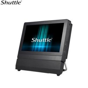 Shuttle P20U XPC AIO Fanless Barebone - 11.6' Touch