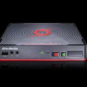 AVerMedia C285 Game Capture HD II Video Streaming and Capture device for Consoles