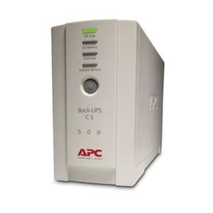 APC Back-UPS BK500EI 500VA 230V