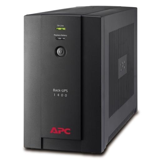 APC Back Up Line Interactive TW UPS 1400VA