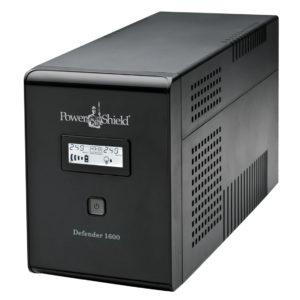 PowerShield Defender 1600VA / 960W Line Interactive UPS with AVR