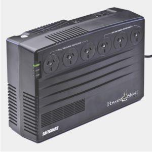 PowerShield SafeGuard 750VA/450W Line Interactive