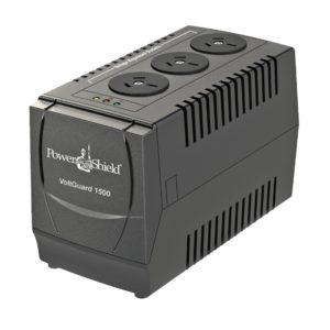 PowerShield VoltGuard 1500VA / 750W AVR - 750 Watt Voltage Stabliser. No internal batteries