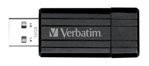 Verbatim Store'n'Go Pinstripe USB Drive 16GB