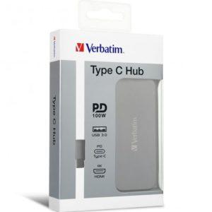 Verbatim USB-C  Hub - 1x HDMI