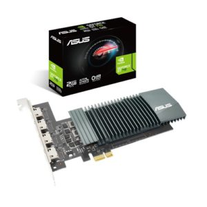 ASUS nVidia GT 710-4H-SL-2GD5 PCI Express Graphic Card