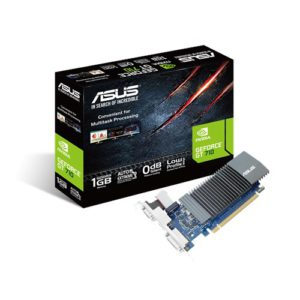 ASUS nVidia GT 710-SL-1GD5-BRK PCI Express Graphic Card