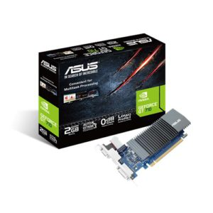 ASUS nVidia GT 710-SL-2GD5-BRK PCI Express Graphic Card