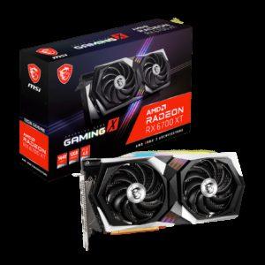 MSI AMD Radeon RX 6700 XT GAMING X 12G Video Card